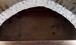 Mezzanine de la maison à terminer